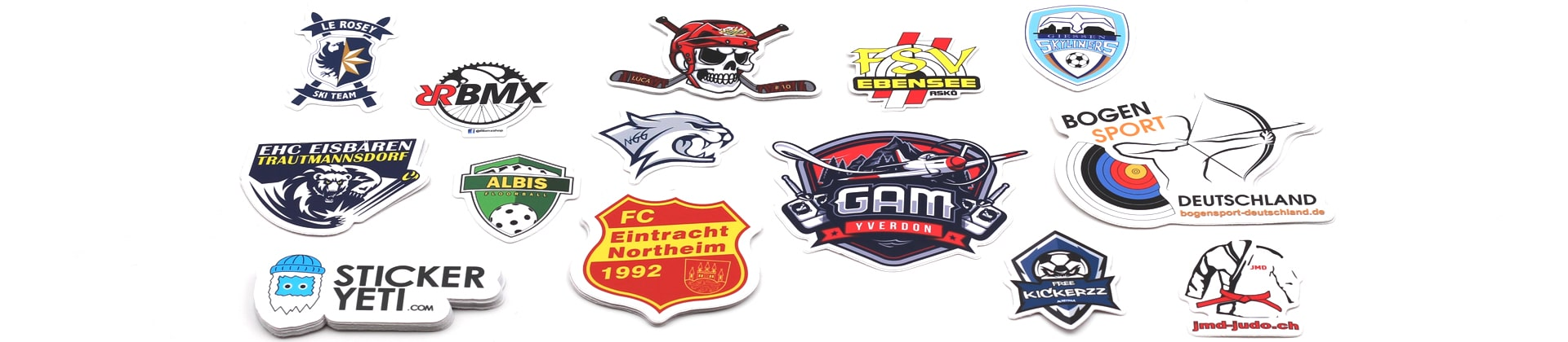 Shop high quality company logo stickers product stickers quickly print online startup stickers